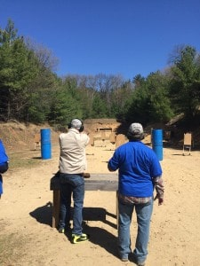 GSSF, GSSF Matches, GSSF Match, Pistol Shooting Sports, Range Photo