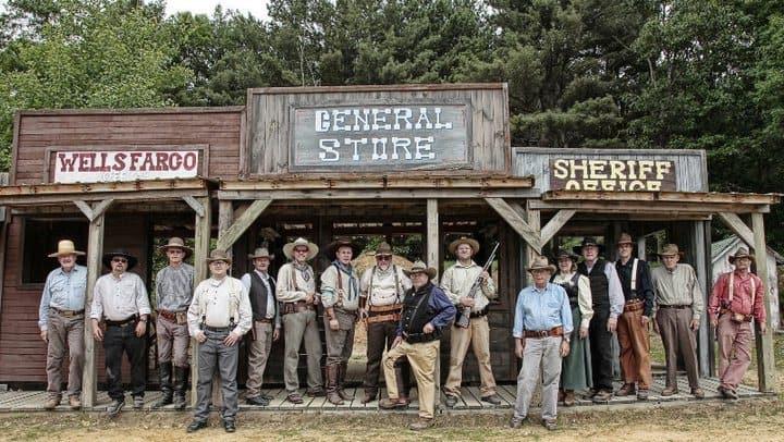 Cowboy Action Shooting, Wild Bunch, Cowboy Action