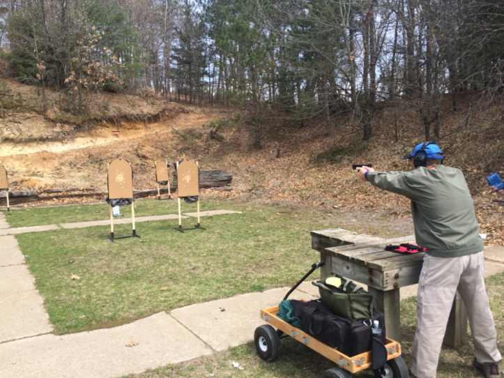 GSSF, GSSF Matches, GSSF Match, Pistol Shooting Sports